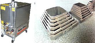 水圧ユニット&アルマイト処理
